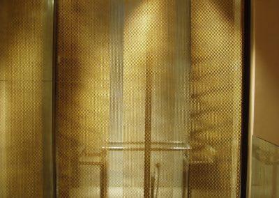 Malla baños